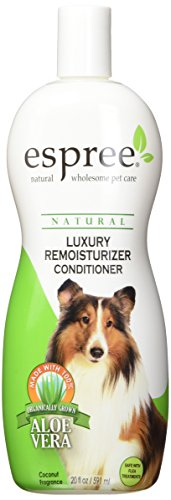 Espree Luxury Remoisturizer Conditioner, 20 oz Luxury Dog Shampoo