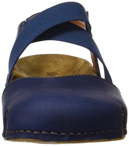 The Art Company 0878, Sandalias Mujer Azul (Blue)