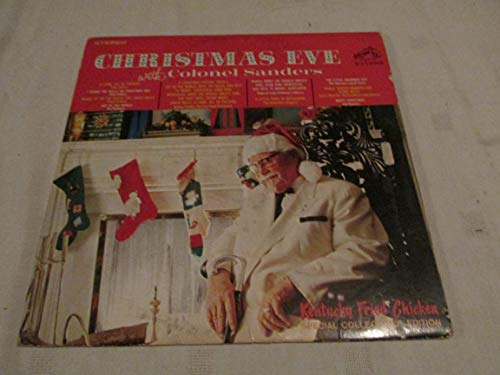 Christmas Eve With Colonel Sanders (Sanders Christmas Colonel With)