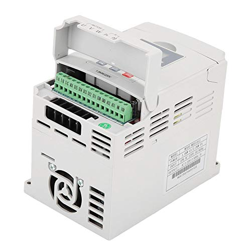 1.5kW General Frequency Inverter Converter Vector Type Single Phase AC 200-240V by Wal front (Image #2)