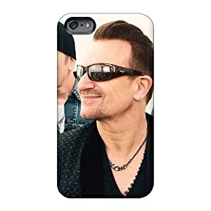 RichardBingley Iphone 6 Excellent Hard Phone Covers Custom Nice U2 Series [rks3391gzHn]