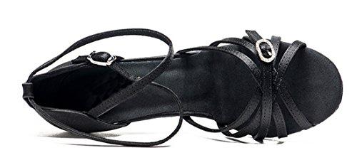 TDA - Zapatos con tacón mujer 7.5cm Black