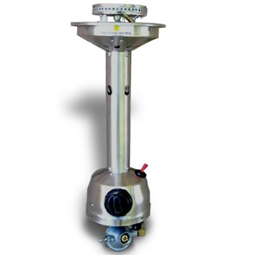 Table-top Patio heater Burner/Valve Assembly