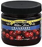 Walden Farms Fruit Sprd & Sce Cranbrry