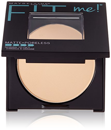 Maybelline New York Fit Me Matte Plus Poreless - Fit Maybelline