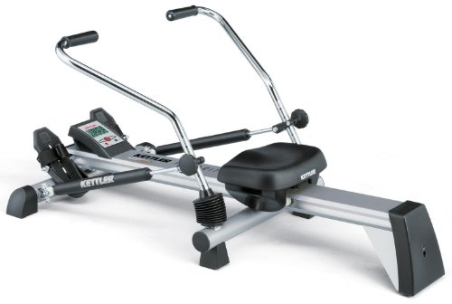 9. Kettler Home Exercise/Fitness Equipment: Favorit Rowing Machine