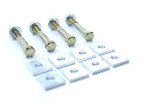 SPL EL S14 Eccentric Lockout Kit - Nissan 240SX 95-98 by SPL