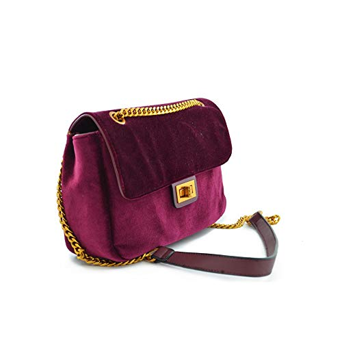 Benavente di velluto Bag in Borsa Purse Small OwvqxY