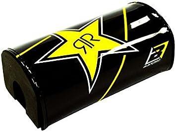Lenkerpolster Rockstar Energy Halbrund Mit Klettverschluss Auto