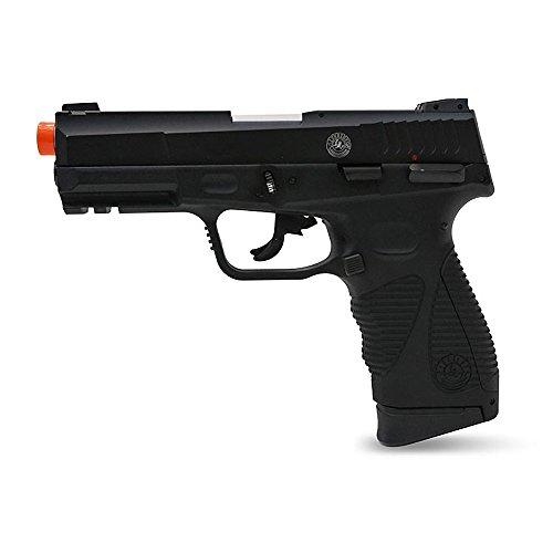 Taurus Soft Air 24/7 G2 Co2 Blowback Airsoft Pistol, Black