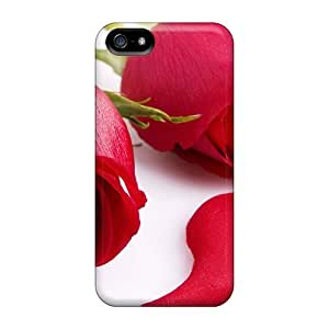 High Quality DJkPKLA617rMRsL Adorable Roses PC Case For HTC One M7 Cover