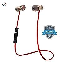 Wonderford Energic Magnet Bluetooth Headset Wireless Sports Headphones with Mic
