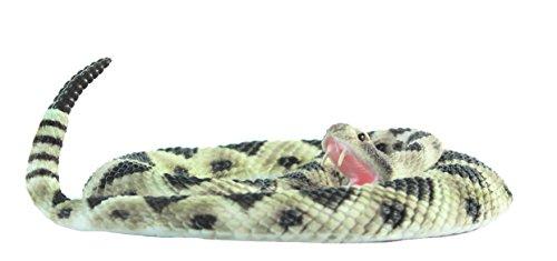 Safari Ltd Incredible Creatures Eastern Diamondback Rattlesnake ()
