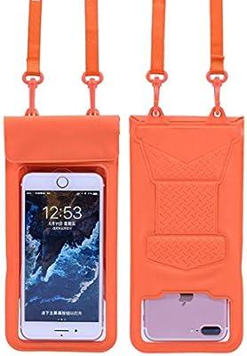 ZH1 Bolsas estancas Estuche para teléfono celular a prueba ...