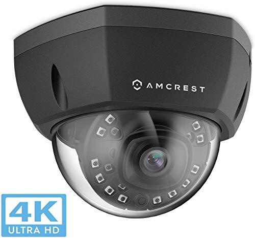 🥇 Amcrest 4K Outdoor POE IP Camera