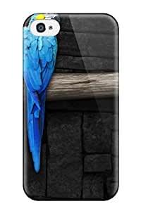 Fashion Case Cover For Iphone 4/4s(pair Of Parrots) 7990670K97836505