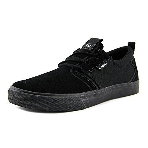 Shoes Supra Black black Mens Flow Skate qpzUrWTtp