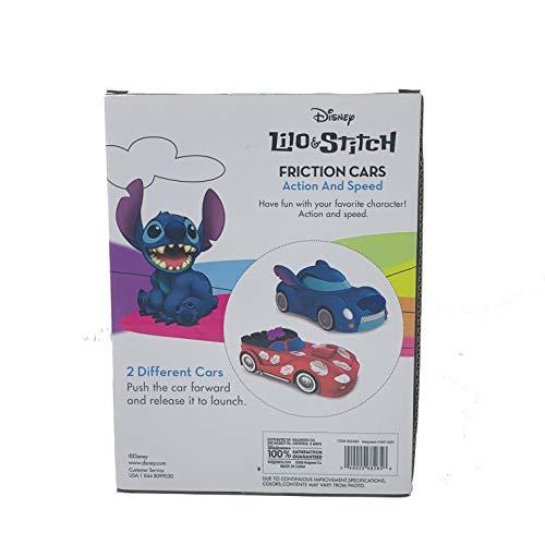 ACA Disney Lilo & Stitch Friction Cars