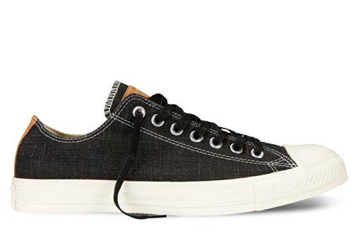 Converse Chuck Taylor All Star Adulte Seasonal Ox 15762 Damen Sneaker Black