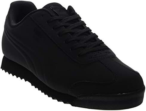 PUMA - Men's Roma Mono Emboss Sneaker