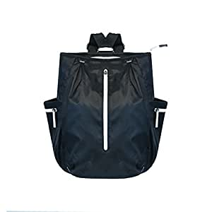 Sherpani Quest Backpack, One Size, Black/White