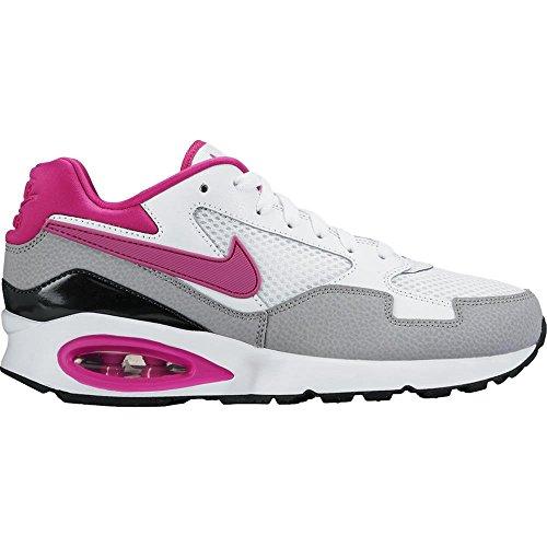 Nike WMNS AIR MAX ST Schuh, Damen Bianco/Grigio/Rosa/Nero