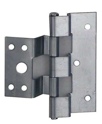 Mobile Home Exterior Door Hinges: Elixir Exterior Door Hinge For Combination Doors (3 Pack