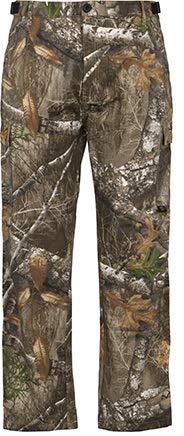 Scent Blocker Men's Medium 6 Pocket Pant Realtree Edge Camo
