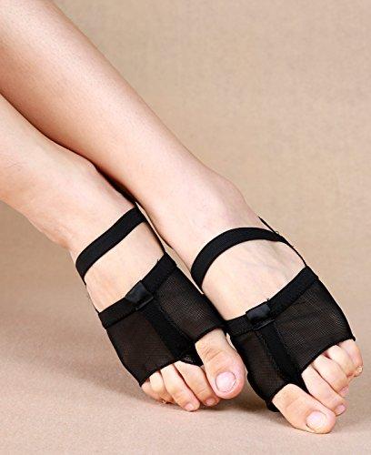 Jazz De Femme Paires Tailles Pied Strings Oriental Disponibles Noir Ballet Chair Pour Wear Bellyqueen Coussinet Danse 4 Chaussure Dance HFgq7Ogw
