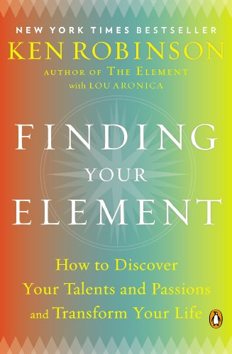 Ken Robinson Finding Your Element Pdf
