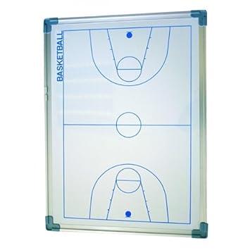 Pizarra Magnética Cerco de Aluminio 45 x 60 cm Baloncesto ...