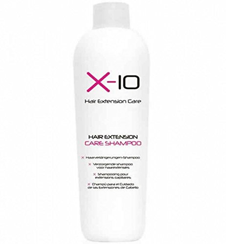 Shampoo for hair extensions uk