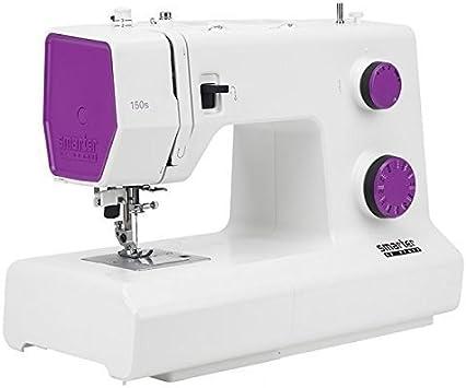 Máquina de coser Smarter by Pfaff 150S: Amazon.es: Hogar