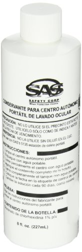 SAS Safety 5136 Potable Water Preservati - Safety Station Shopping Results