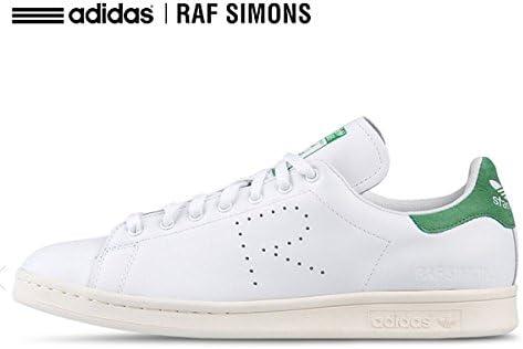 ir de compras Ciencias Sociales formal  Amazon.co.jp: (adidas) Adidas X RAF SIMONS Adidas Stan Smith B35496  Sneakers rahusimonzu Adidas Stan Smith White X Green B35496 23.5 cm : Shoes  & Bags