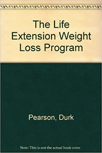 Book Life Extension Weight Loss Program by Duke Pearson (1987-05-19)