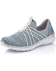 Rieker L3229 Slip On Sneakers voor dames, voorjaar/zomer