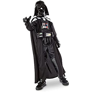 Star Wars Darth Vader Costume with Sound for Kids Size 5/6 Black