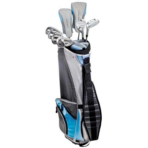 Intech Aspect 2/8 Women's Right-Hand All Graphite Complete Set