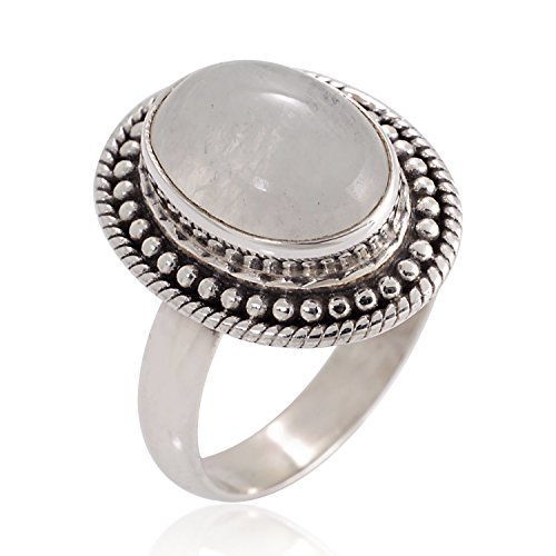 925-oxidized-sterling-silver-natural-moonstone-gemstone-oval-rope-edge-vintage-band-ring-size-9