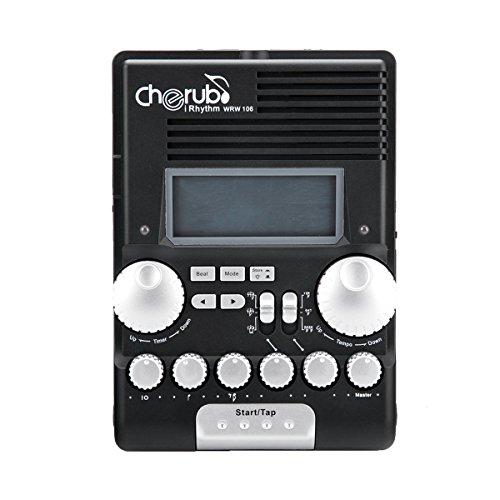 Cherub WRW-106 Drummer Trainner Metronome Rhythm Meter by Cherub