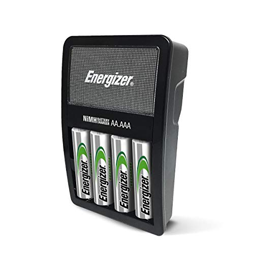 Energizer Rechargeable Aa And