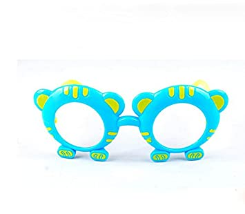 f884e6c9e9 Amazon.com  A-Pioneer Baby s Tiger Style Glasses Frame no Lenses  Baby