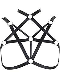 Body Harness Women Bra Bondage Lingerie Harness Bras Strappy Bralette for Women