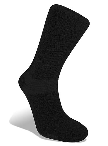 Bridgedale Trekker Tactical Socks, Black, Large ()