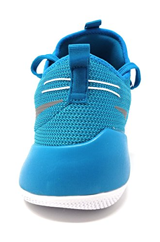 Chaussures Basketball EU Blanc TB 5 Tropical Teal de Hypershift Metallic Silver Homme Sport Nike 28 4qpxFEX