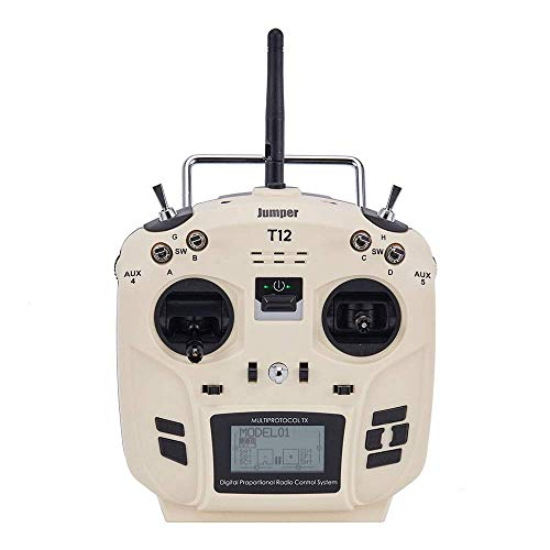 ARRIS Jumper T12 2.4G 16CH Multi-Protocol Transmitter with 4-in-1 Module for FPV Racing Drone RC Quadcopter