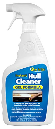 Star Brite Instant Hull Cleaner - Gel Spray Formula 32 oz ()