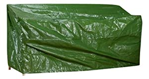 """Miles Kimball Patio Glider Cover - 78"""" L x 33"""" H x 37"""" W from Miles Kimball"""
