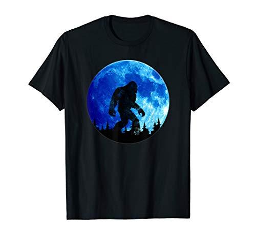 Bigfoot Tee Shirts Tshirt T-Shirt For Men Women Kids -